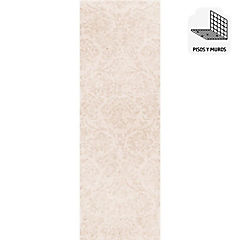 Porcelanato 30x90 cm 1,35 m2 Beige