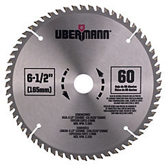 Hoja de sierra 165 mm