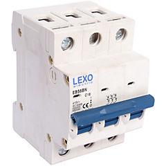 Interruptor automático 3x16 a