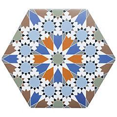 Porcelanato 33x28,5 Andalusia Hexagonal