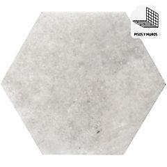 Porcelanato 33x28,5 cm Blanco