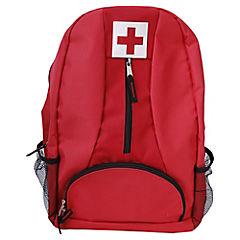 Kit de emergencia 20 piezas rojo