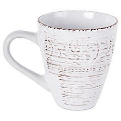 Tazón blanco de 400 ml Antique