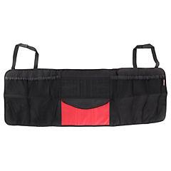 Organizador carga colgante poliéster Negro 5x37,5x24,5cm