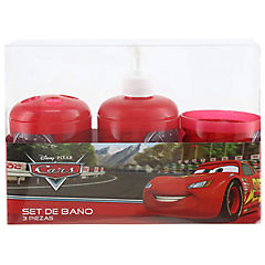 Set de baño Cars
