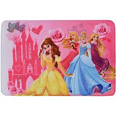 Piso infantil para baño Princesas algodón
