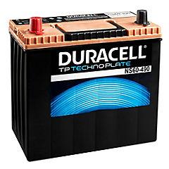 Batería para automóvil 50 A 12 V Izquierdo positivo