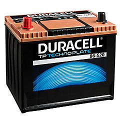 Batería para automóvil 65 A 12 V Izquierdo positivo