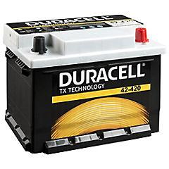 Batería de arranque 55 A 12 V Derecho positivo