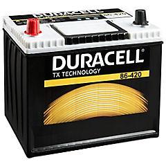 Batería de arranque 60 A 12 V Izquierdo positivo