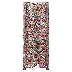 Lámpara de Mesa tubo colores E27