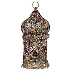 Lámpara de Mesa farol colores W14