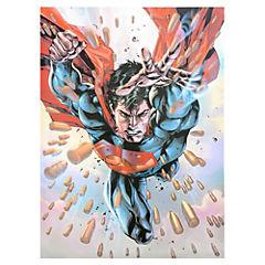 Canvas Superman 60x80 cm