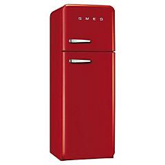 Refrigerador retro FAB30 rojo