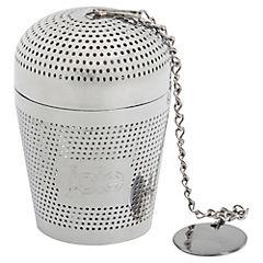 Infusor de té metal gris