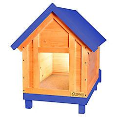 Casa para perro 70x50x80 cm