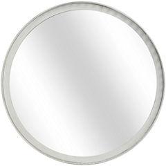 Espejo redondo 55 cm metal