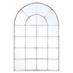 Espejo rectangular metal 111x75 cm