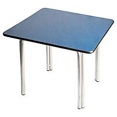 Mesa kinder azul