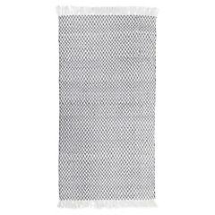 Alfombra Chennai gris/blanco 120x170 cm