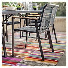 Alfombra Bangalore multicolor 200x290 cm