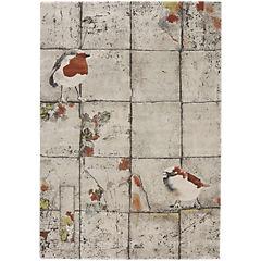 Alfombra Optimis pajar gris 160x230 cm