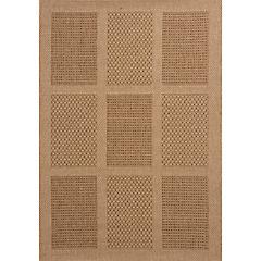 Alfombra Cuadro 160x230 cm beige