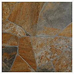 Cerámica 55x55 cm Maroma rojo 1.49 m2