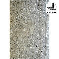 Porcelanato 40x60 cm Trudos gris