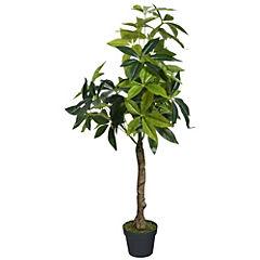 Planta artificial arbol Pachira 120 cm