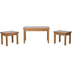 Set de mesas para living