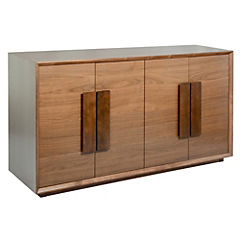 Buffet City nogal 150x46x82 cm