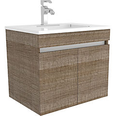 Kit mueble vanitorio Brunn