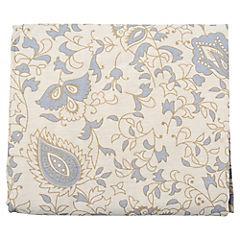 Mantel diseño gris 160x160 cm