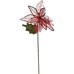 Poinsettia Roja 58 cm