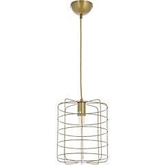 Lámpara colgante V35169/1P/GD/250 dorada