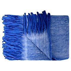 Manta 1,5 plazas azul