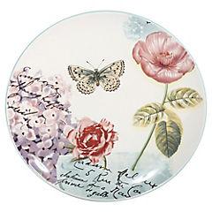 Ensaladera mariposa 35x7 cm
