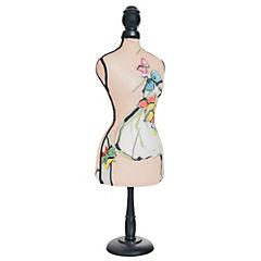 Maniquí decorativo S mujeres moda