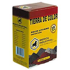 1 kg Tierra color Rojo Liviano