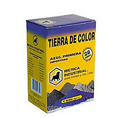 1 kg Tierra color Azul Primera