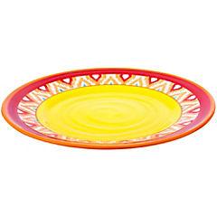 Plato de comida 28 cm rombo