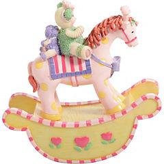 Oso/niño en caballo