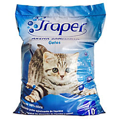 Arena sanitaria para gato 10 kg