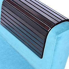 Esterilla de madera para sillón