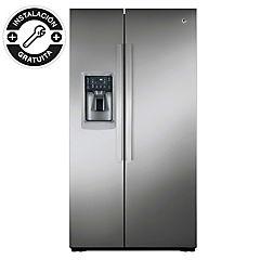 Refrigerador side by side 575 litros inox