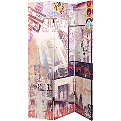 Separador NY collage 180 cm