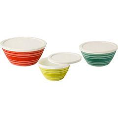 Set 3 bowls Vintage colores