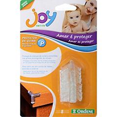 Protector de esquina para muebles 24,5x14,3x18,8 silicona
