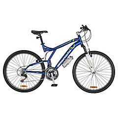 Bicicleta Advantage 26 SX azul